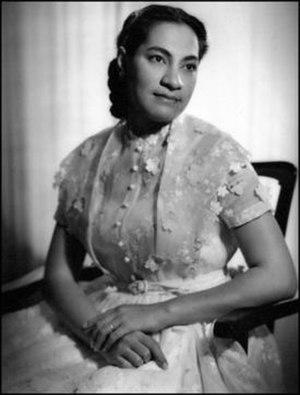 Halaevalu Mataʻaho ʻAhomeʻe - Halaevalu in her youth