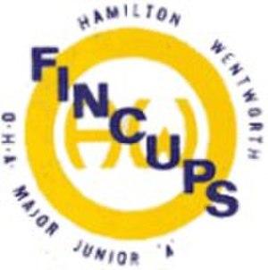 Hamilton Fincups - Image: Hamilton fincups