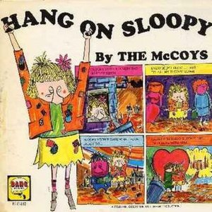 Hang On Sloopy (album) - Image: Hangonsloopy