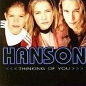 Thinking of You (Hanson song) - Image: Hanson thinkingofyou
