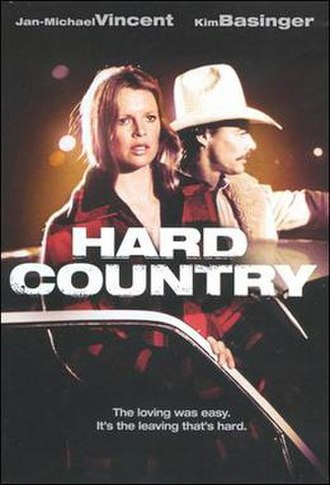 Hard Country (film) - Image: Hard Country 1981 Poster