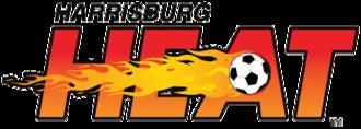 Harrisburg Heat (2012–) - Image: Harrisburg Heat 2012 Logo