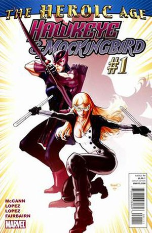 Hawkeye & Mockingbird - Image: Hawkeye mockingbird 1
