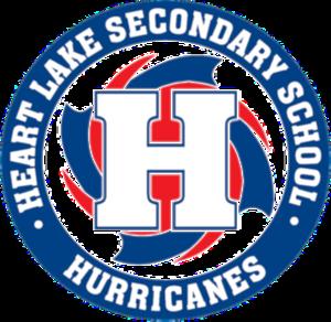 Heart Lake Secondary School - Image: Heart Lake SS