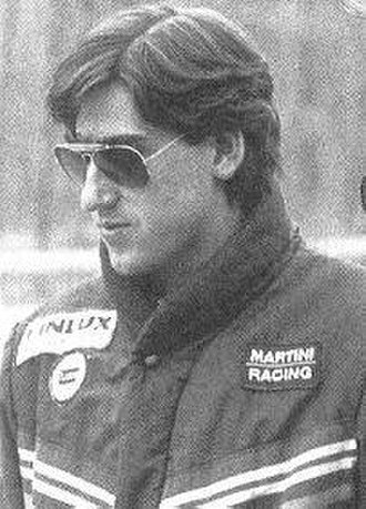 Henri Toivonen - Henri Toivonen during his Martini Racing era