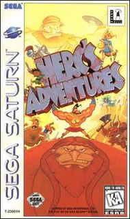 <i>Hercs Adventures</i> 1997 video game