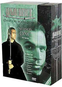 Highlander: The Series (season 1) - Wikipedia