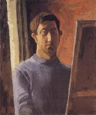 João Hogan - Self-portrait