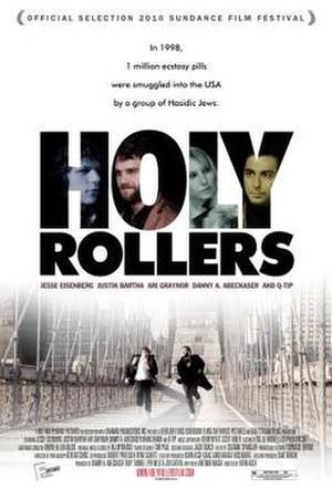 Holy Rollers (film) - Image: Holy Rollers (2010 film) poster