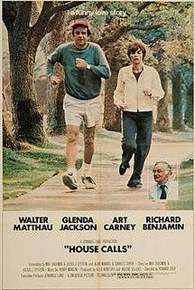 <i>House Calls</i> (1978 film) 1978 film by Howard Zieff