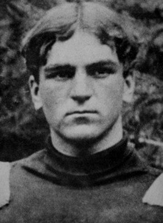 1901 College Football All-Southern Team - Hunter Carpenter.