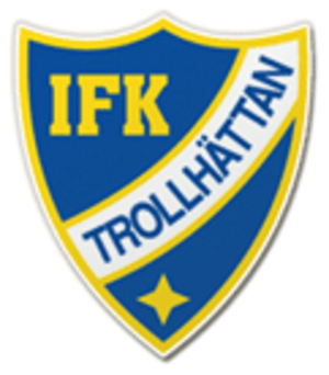 IFK Trollhättan - Image: IFK Trollhättan