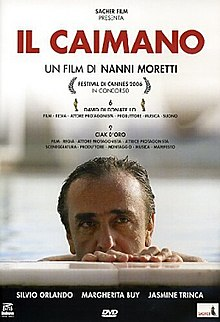 Il Caimano (The Caiman) cover.jpg