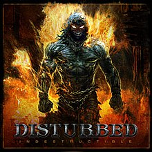 disturbed indestructable