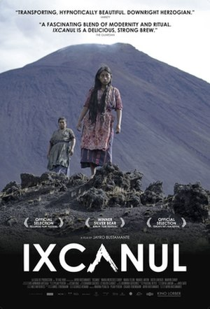 Ixcanul - Film poster