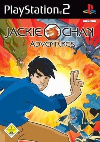 Jackie Chan Adventures (video game) - Image: Jackie Chan Adventures Ps 2