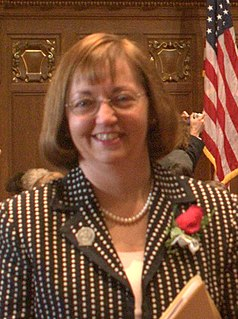 Joan Ballweg American politician