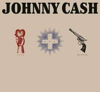 <i>Love, God, Murder</i> 2000 compilation album by Johnny Cash