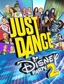 Just Dance Disney Party 2 Wikipedia