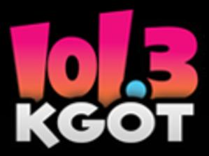 KGOT - Image: KGOT 101.3KGOT logo