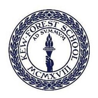 Kew-Forest School - Image: Kew Forest School logo