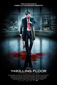 Lovely Killing Floor Poster