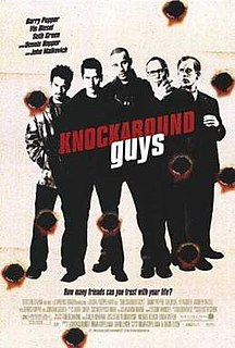 <i>Knockaround Guys</i> 2001 film by David Levien, Brian Koppelman