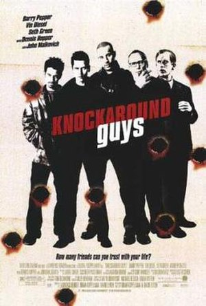 Knockaround Guys - Theatrical release poster