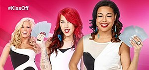 Love Games: Bad Girls Need Love Too (season 3) - From left to right: Kori, Sydney, Judi