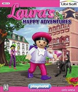 <i>Lauras Happy Adventures</i> 1998 video game