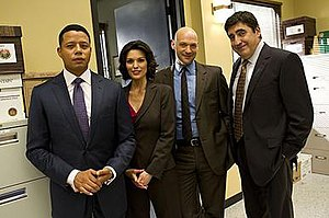 Law & Order: LA - Image: Law and Order LA Season 1 cast