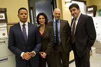 Law & Order: LA - Image: Law and Order LA Season 1 cast