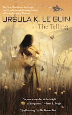 The Telling - First Edition Hardback Cover