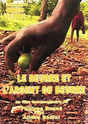Le Beurre et l'argent du beurre - Film poster