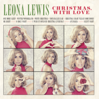 Christmas, with Love - Image: Leona Lewis Christmas With Love (Official Album Cover)