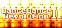 Logo of Dance Dance Revolution II for the Wii.jpg