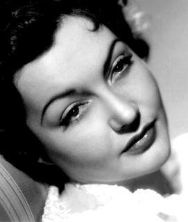 Lynn Bari American actress