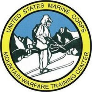 Mountain Warfare Training Center - Image: MWTC Logo