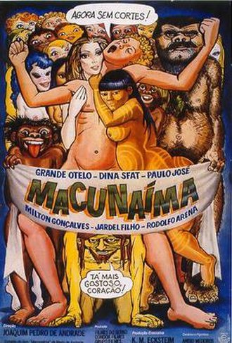 Macunaíma (film) - Original film poster