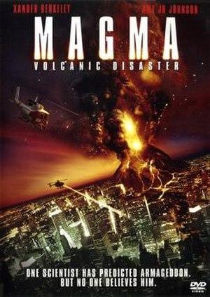 Magma: Volcanic Disaster - Image: Magma Volcanic Disaster Film Poster
