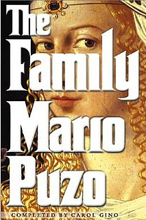 Novel by Mario Puzo