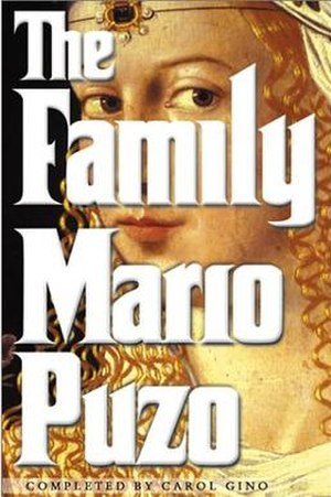 The Family (Puzo novel) - First edition cover