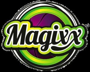 Matrixx Magixx - Image: Matrixx Magixx logo
