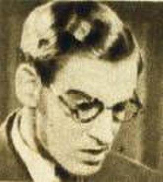 Max Adrian - Max Adrian in 1938