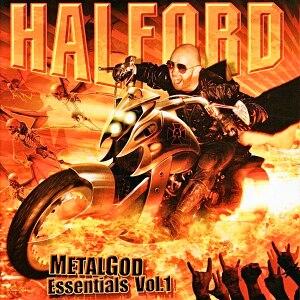 Metal God Essentials, Vol. 1 - Image: Metal God Essentials Vol 1 cover