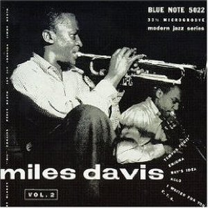 Miles Davis Volume 2 - Image: Miles Davis Volume 2