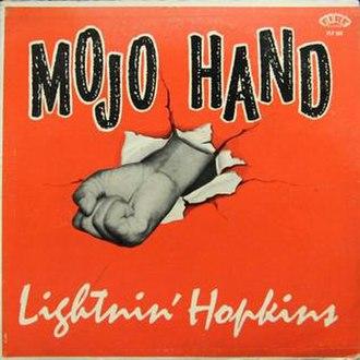 Mojo Hand - Image: Mojo Hand