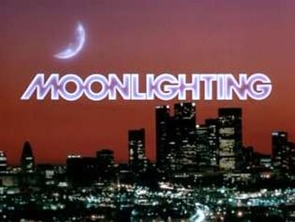 Moonlighting (TV series) - Title screen
