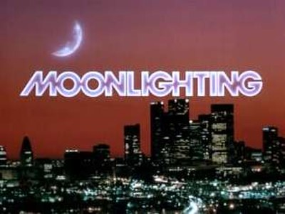 Picture of a TV show: Moonlighting