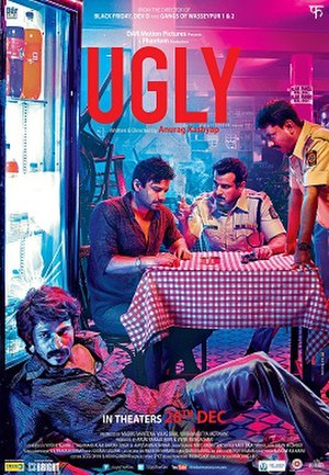 Ugly (film) - Image: Movie Poster Ugly